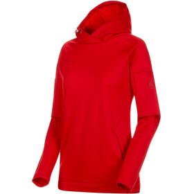 Mammut Runbold ML Hoody Women ruby